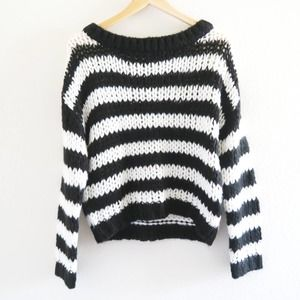 By Together Oversized Chunky Knit Sweater